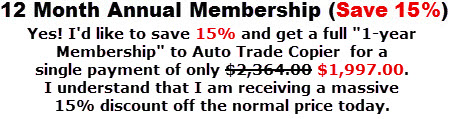 1997 Auto Trade Copier Annual Membership